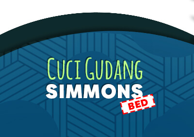 Pameran Spring Bed Simmons SP Mattress