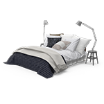 Spring Bed Super King Size