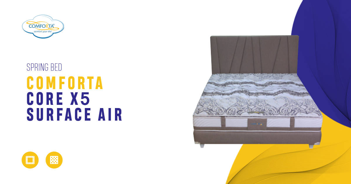 Comforta Core X5 Surface Air
