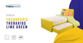 Therapedic TheraKids Lime Green