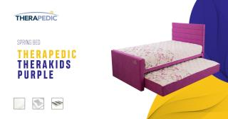Therapedic TheraKids Purple