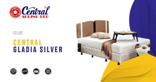 Central Deluxe Gladia Silver