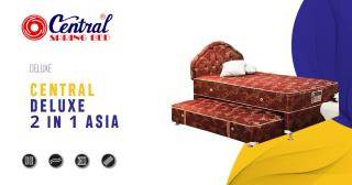Central Deluxe 2in1 Asia